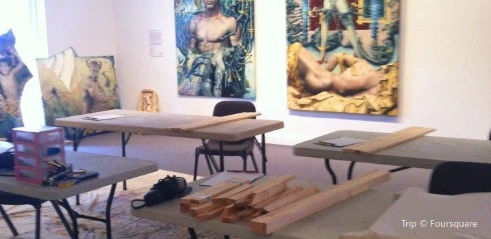 Perc Tucker Regional Gallery2