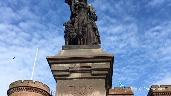 Flora MacDonald Statue