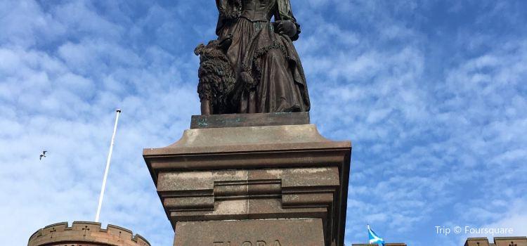 Flora MacDonald Statue1