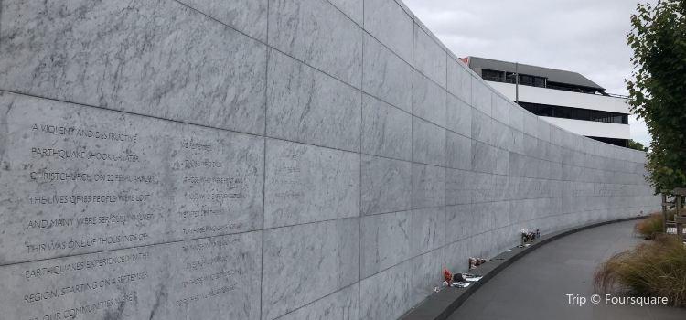 Canterbury Earthquake National Memorial1