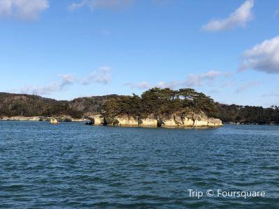 松島觀光遊覽船