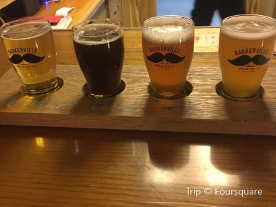 Barkerville Brewing Co