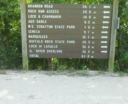 William G. Stratton State Park1