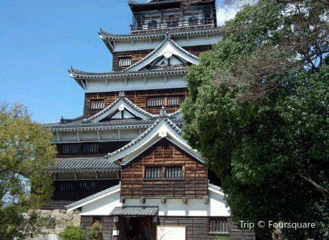 Hiroshima Castle1