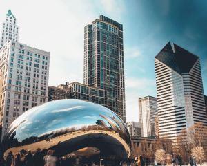 香港-芝加哥 機票酒店 自由行