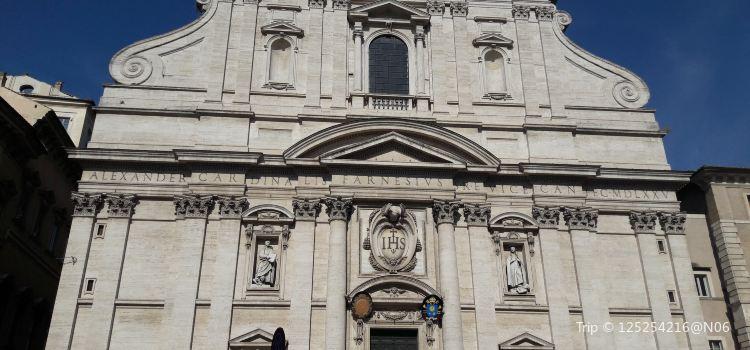 Gesu Catholic Church2