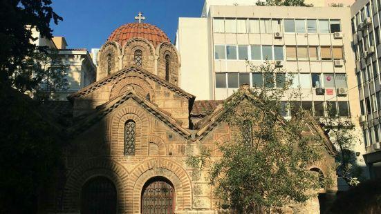 阿基歐斯 埃萊夫塞裡奧斯教堂