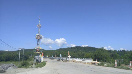 激流河大橋