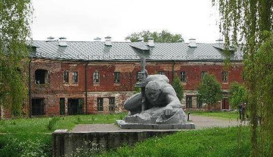 Memorial Complex Brest Hero Fortress