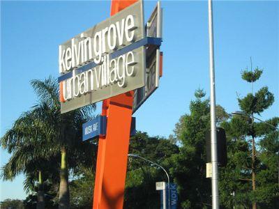 Kelvin Grove Park