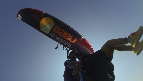 Sunrise Paragliding飛行體驗