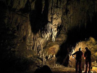 Cave of Lorette-Rochefort