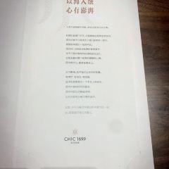 CHIC 1699 User Photo