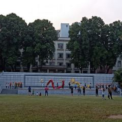 College of Chinese Language and Culture, Jinan University Center Square User Photo