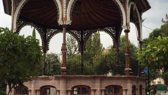 Jardin Rafael Paez