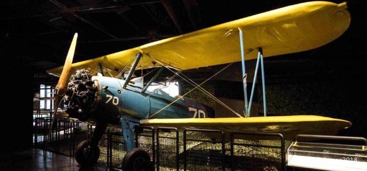 立巢航空博物館3