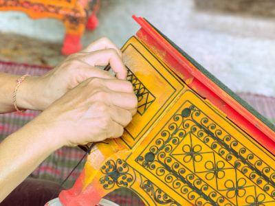 Baan Tawai Handicraft Center