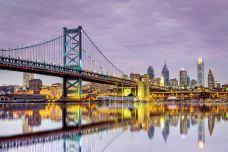 本杰明·富兰克林大桥-费城-C-IMAGE