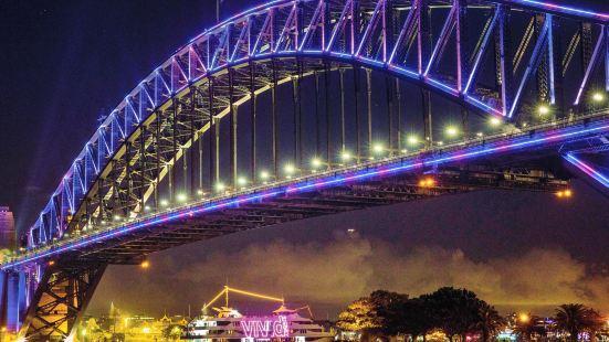 Pylon Lookout at Sydney Harbour Bridge