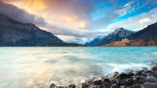 Waterton Lakes National Park of Canada