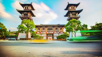 無錫-三國城吳王宮