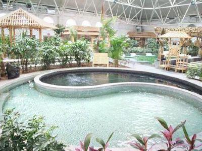Jinyu Badaling Hot Spring Resort