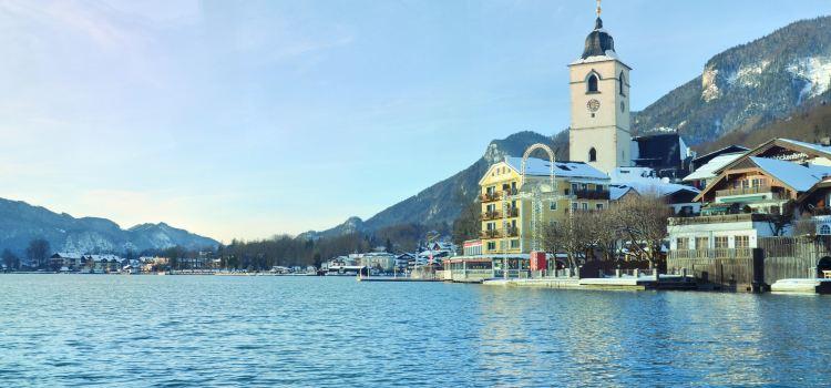 Wolfgangsee Lake