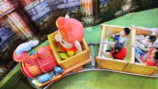 PartyMap豬豬俠主題樂園