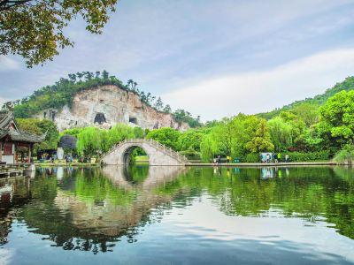 紹興柯岩風景区
