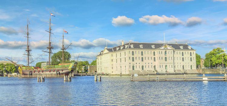 Het Scheepvaartmuseum