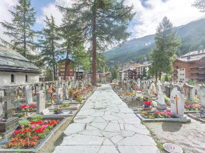 Mountaineers' Cemetery