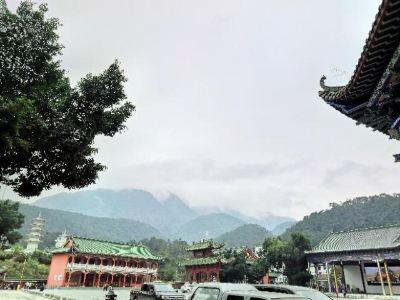 Liuzu (Six Ancestors) Temple
