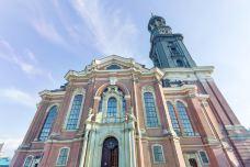 圣米歇尔大教堂-汉堡-doris圈圈