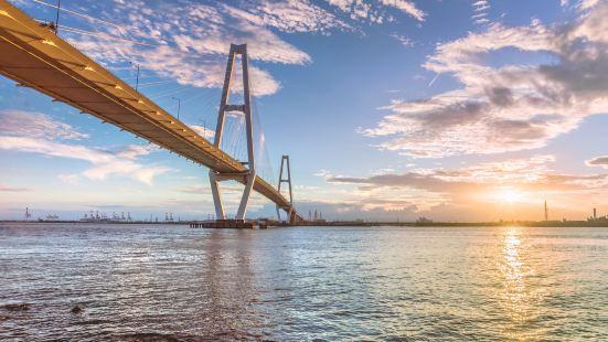 名港跨海大橋