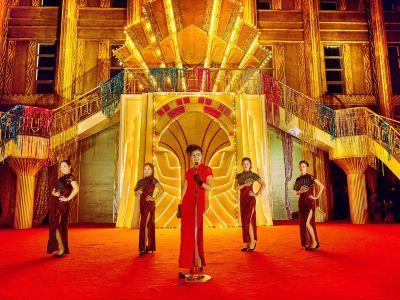 China Ocean Film Legend Theme Park