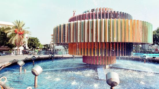 Dizengoff Fountain