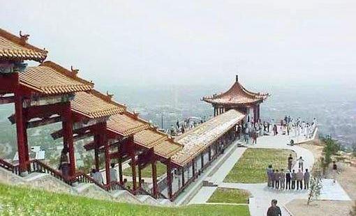 Erlong Mountain Scenic Area