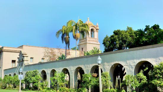 阿卡薩城堡花園