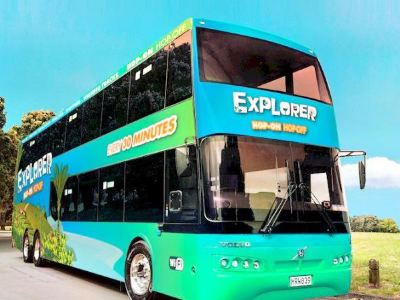 Waiheke Island Explorer Bus