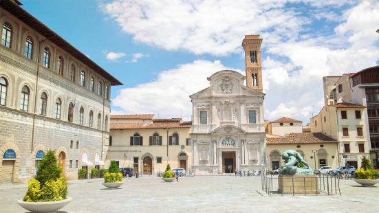 佛羅倫斯諸聖教堂
