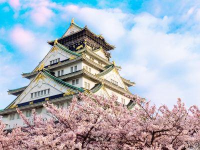 The Main Tower of Osaka Castle