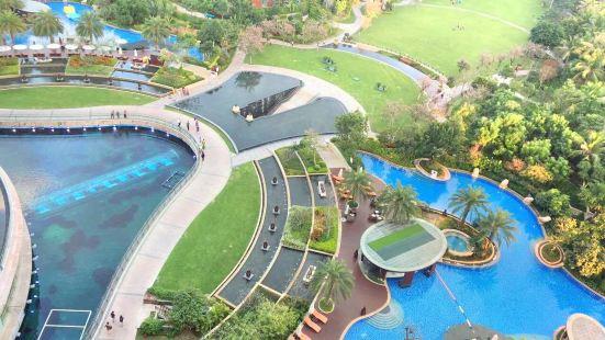 Haitang Bay Gloria Sanya Hotspring Resort Therapeutic Hot Spring