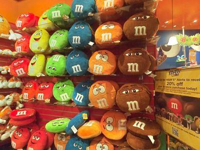 M&M巧克力世界