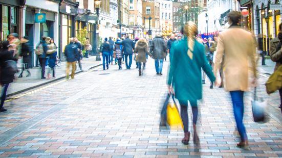 London Shopping Area