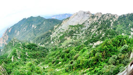 Guimeng Scenic Area, Yimeng Mountain