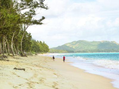 Waimanalo海灘