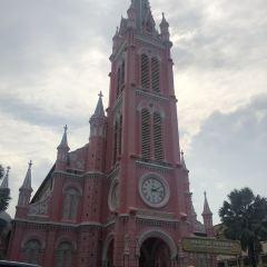 탄딘성당 여행 사진