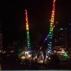 Sling Shot & Vomatron Amusement Rides Gold Coast User Photo