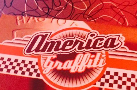 America Graffiti Diner Restaurant Milano San Siro