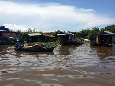 Meychrey Floating Village